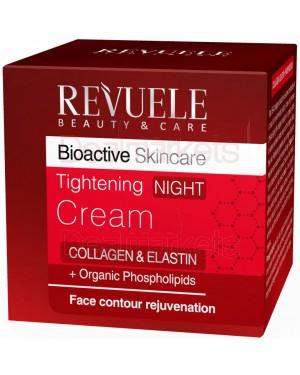 Revuele Bioactive κρέμα νυκτός για σύσφιξη  κολλαγόνο και ελαστίνη 50ml