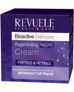 Revuele bioactive κρέμα νυκτός-αναγέννησης πεπτίδια και ρετινόλη 50ml