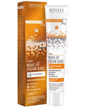 Revuele vitanorm κρέμα για βάση make-up υαλουρονικό οξύ 50ml