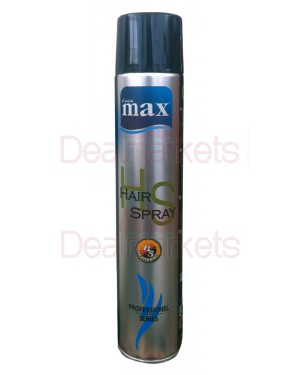 Max λακ μαλλιών 400ml