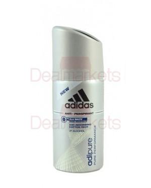 Adidas adipure ανδρικό αποσμητικό σπρεϊ 35ml (εισ.)