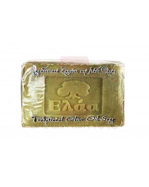 Ελάα πράσινο σαπούνι  μπάρα 100gr
