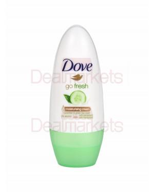 Dove roll on go fresh cucumber 50ml (εισ.)
