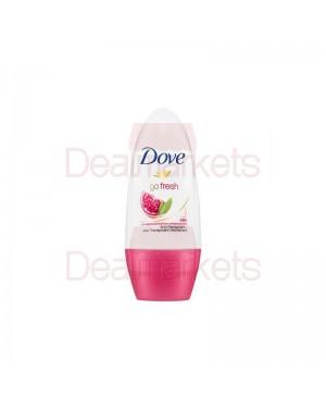 Dove roll on go fresh pomegranate 50ml (εισ.)