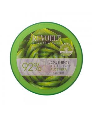 Revuele ενυδατικό gel σώματος με αλόη 400ml