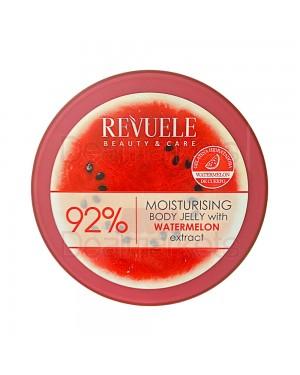 Revuele ενυδατικό gel σώματος καρπούζι 400ml