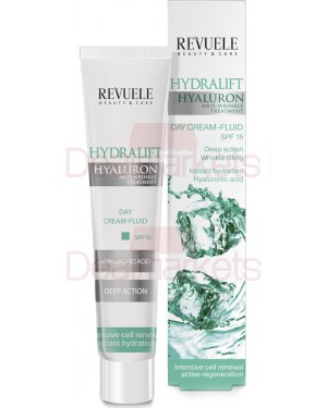 Revuele hydralift κρέμα ημέρας με υαλουρονικό 50ml