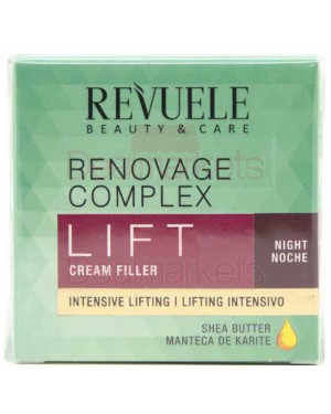 Revuele lift κρέμα προσώπου νυκτός - filler 50ml