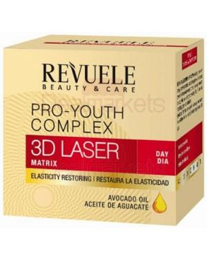 Revuele κρέμα προσώπου ημέρας 3d laser 50ml