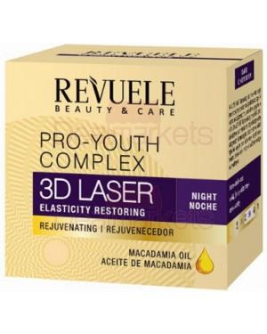 Revuele κρέμα προσώπου νυκτός 3d laser 50ml