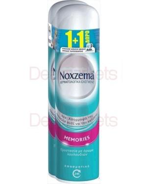 Noxzema spray memories 1+1 150ml