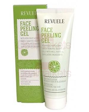 Revuele peeling gel προσώπου με φρούτα 80ml