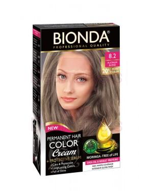 Βαφή μαλλιών μόνιμη Bionda Professional No8.2