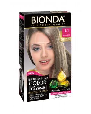 Βαφή μαλλιών μόνιμη Bionda Professional No9.1