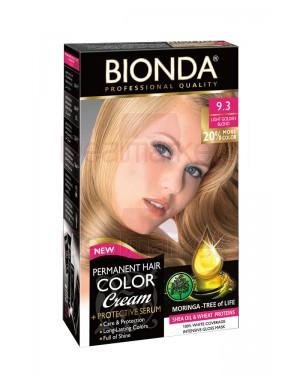 Βαφή μαλλιών μόνιμη Bionda Professional No9.3