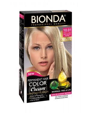 Βαφή μαλλιών μόνιμη Bionda Professional No10.01