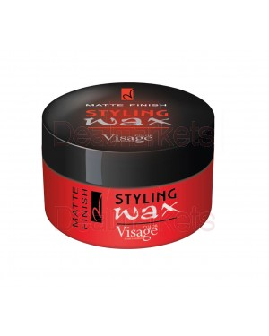 Visage κερί μαλλιών professional styling wax matte finish 150ml