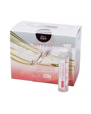 Linea bio αμπούλες για τα μαλλιά midollo 8x15ml