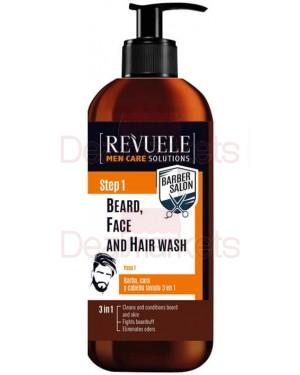Revuele men care υγρό σαπούνι καθαρισμού 300ml