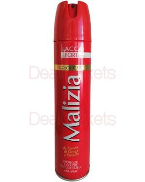 Malizia λακ μαλλιών προστασίας χρώματος (δυνατό κράτημα) 300ml