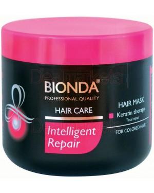 Bionda intelligent repair μάσκα μαλλιών για βαμμένα μαλλιά 500ml