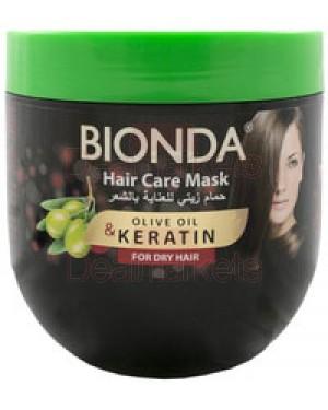 Bionda professional μάσκα μαλλιών με κερατίνη και ελαιόλαδο 1000ml