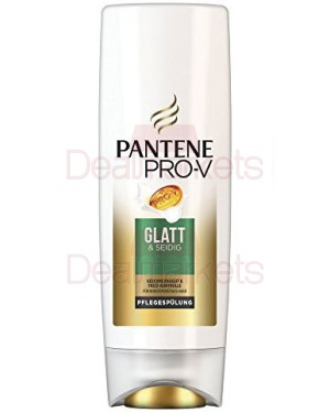 Pantene conditioner smooth και silk 200ml