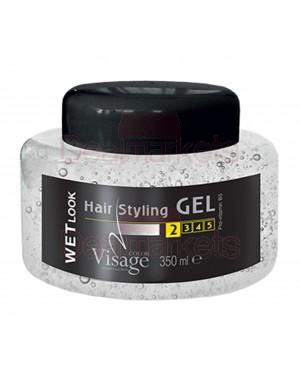 Visage τζελ μαλλιών hair styling wet look 350gr