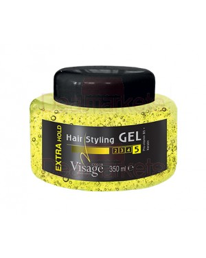 Visage τζελ μαλλιών hair styling extra hold 350gr