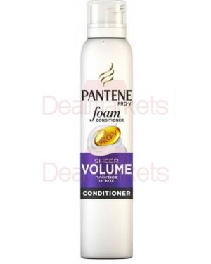 Pantene pro-v αφρός μαλλιών για όγκο 180ml (εισ)