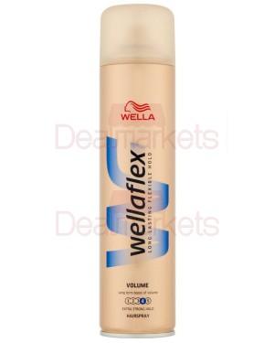 Wellaflex λακ μαλλιών volume no4 400ml