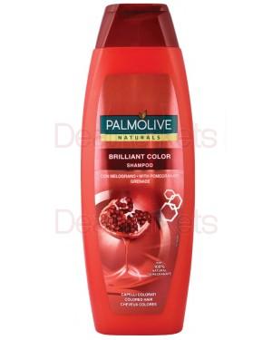 Palmolive σαμπουάν brilliant color για βαμμένα μαλλιά 350ml