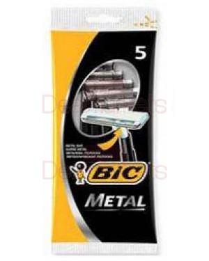 Bic metals ξυραφάκια 5s