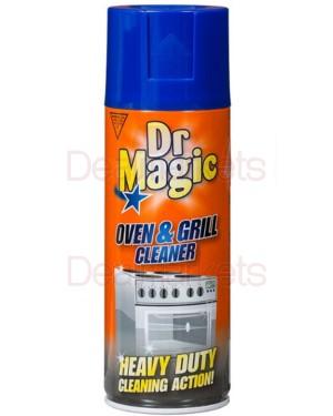 Dr. magic καθαριστικό grill 390ml
