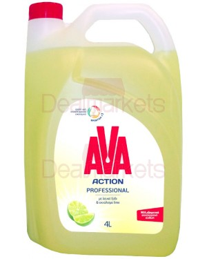 Ava action ξύδι και λαιμ 4l