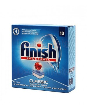 Finish Powerball ταμπλέτες πλυντηρίου πιάτων 10τεμ