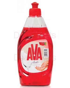 Ava υγρό πιάτων βατόμουρο 425ml (εισ.)