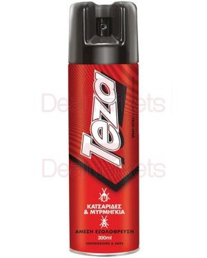 Teza εντομοκτόνο για κατσαρίδες/μυρμήγκια σε σπρέι 300ml