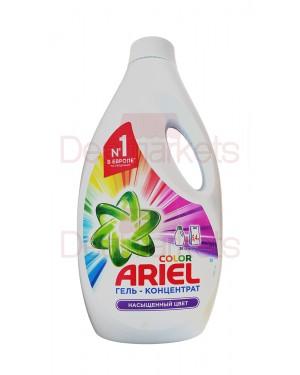 Ariel color υγρό απορρυπαντικό πλυντ. ρούχων 2,340l 36mez (εισ.)