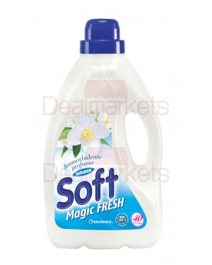 Soft μαλακτικό ρούχων 3l magic fresh