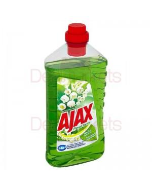 Ajax 1l υγρό πατώματος spring flowers