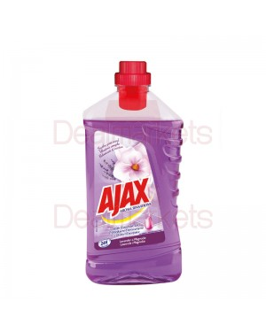Ajax 1l υγρό πατώματος levanda