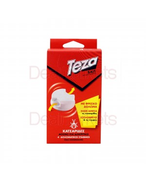 Teza cik gel κυτίο για κατσαρίδες r1