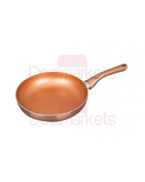 Τηγάνι κεραμικό Keystone Copper επαγωγικό Νο22