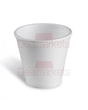 Ποτήρια eps foam 4oz/150mlx25tem