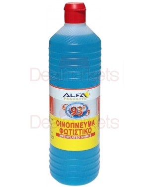 Alfa οινόπνευμα φωτιστικό 425ml