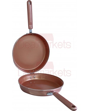 Keystone ομελετιέρα κεραμική copper επαγωγική νο24