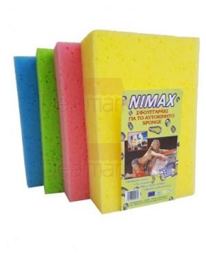 Nimax σφουγγάρι αυτοκινήτου