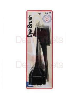 Viosarp πινέλο βαφής μαλλιών vc 435 σετ 3τμχ 20cm
