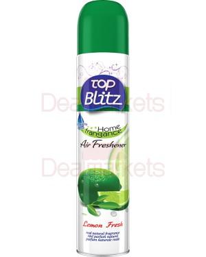Top blitz αποσμητικό χώρου lemon 300ml